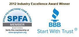 SPF Industry Excellence Award Winner