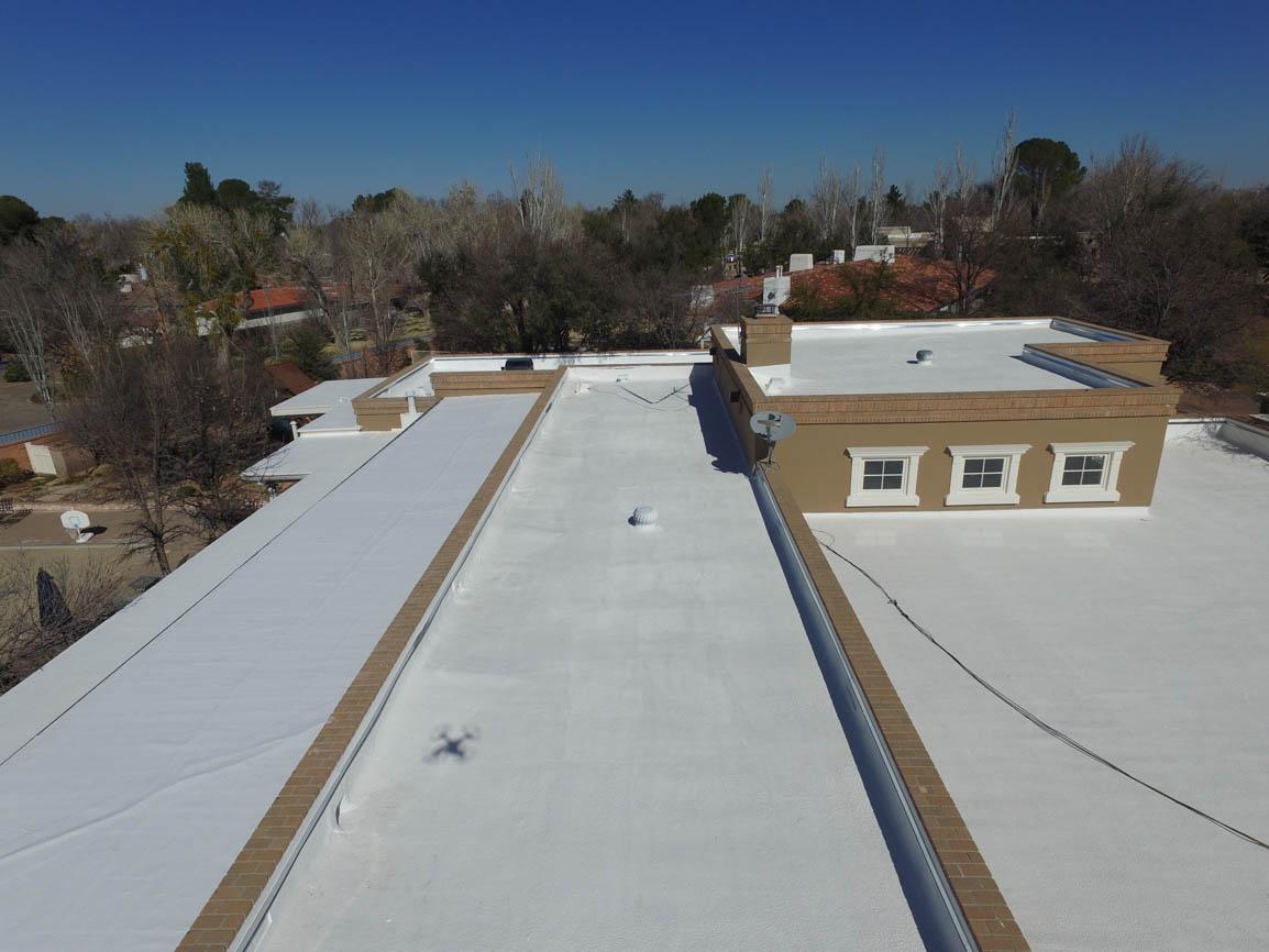 SPF roofing El Paso