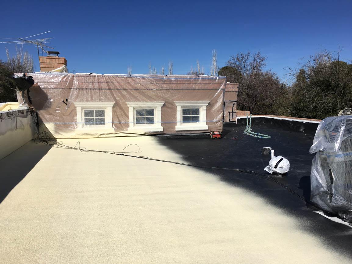 el paso flat roofs that dont leak