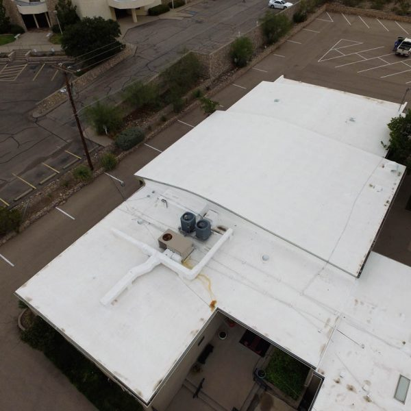Commerical SPF roofing El Paso TX